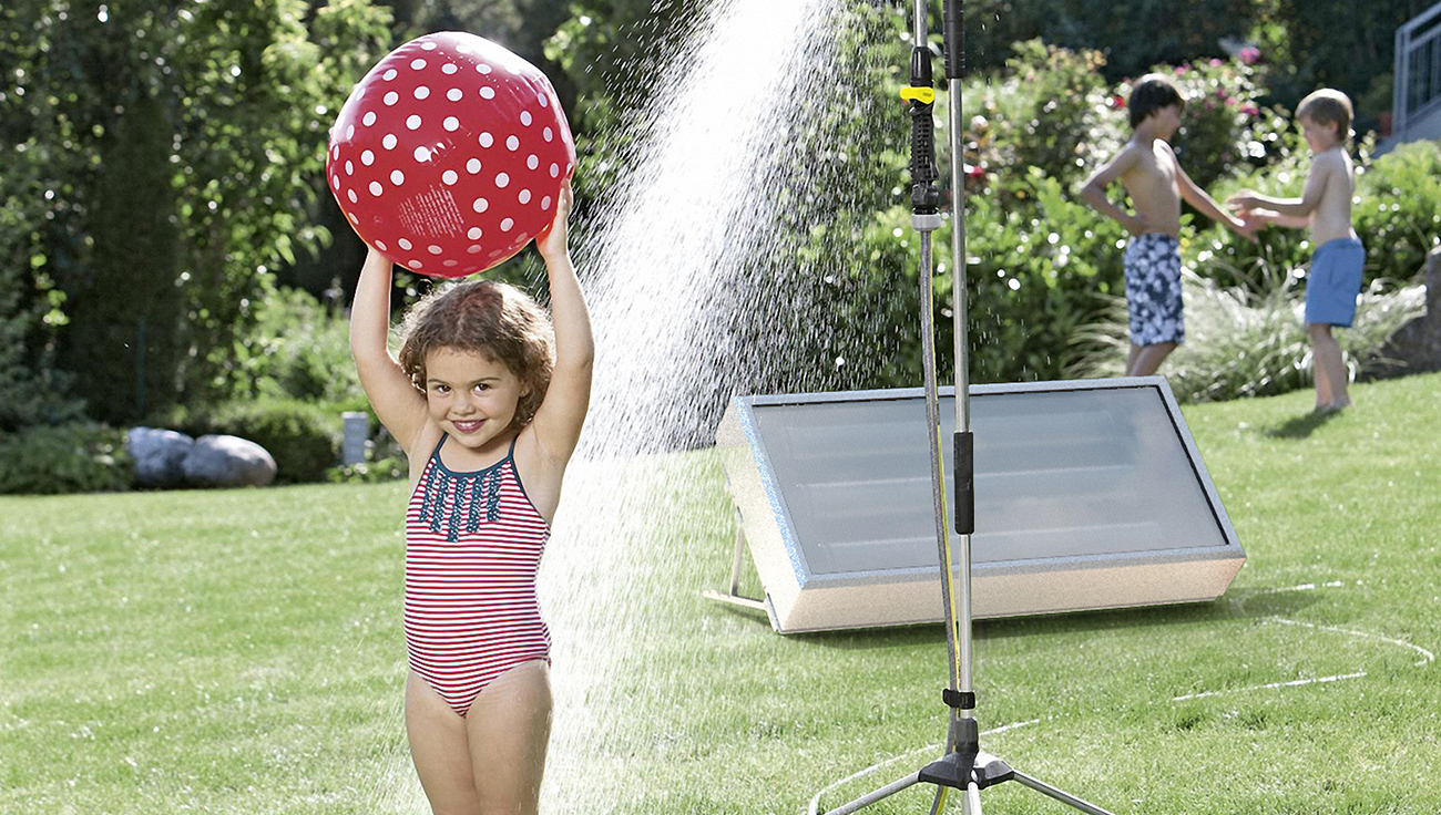 Hot water guaranteed for all - FreeGO