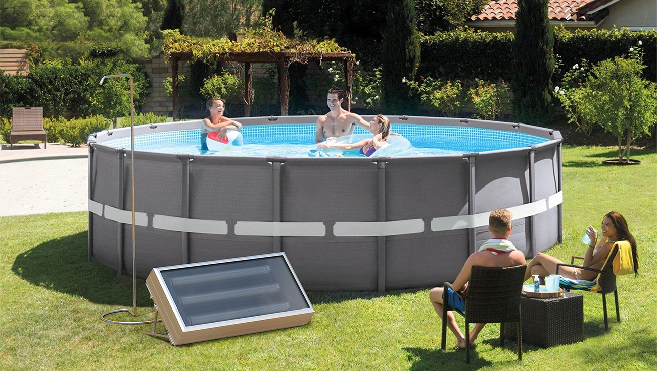 Hot pools in your home garden - FreeGO