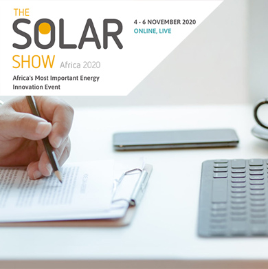 We're exhibiting at The Solar Show Africa Virtual 2020!  | PLEION SOLAR THERMAL