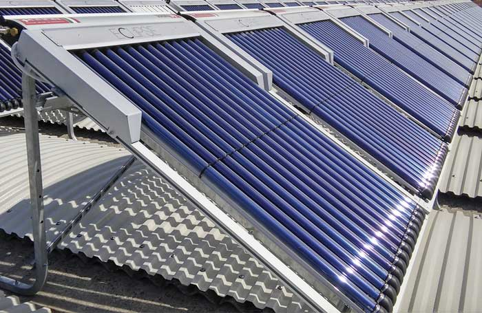 ECLIPSE LARGE SYSTEMS | PLEION SOLAR THERMAL